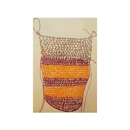 Anastasia Naiya Wilson Wargardi soft-ground etching, Durrmu Arts