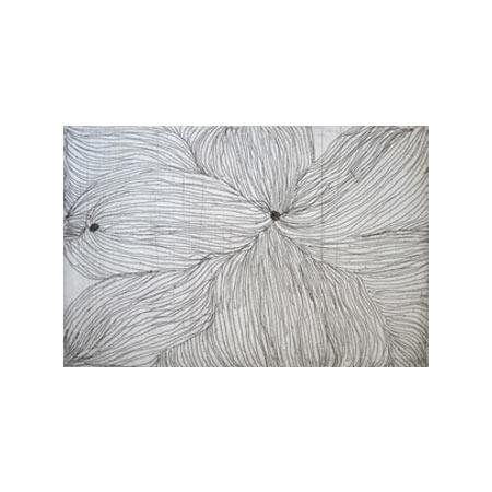 Milyika Paddy Walpa etching © Ninuku Arts 2009