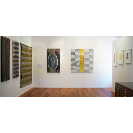 Karritypul, paintings, fabric design and prints and Nomad Art Gallery