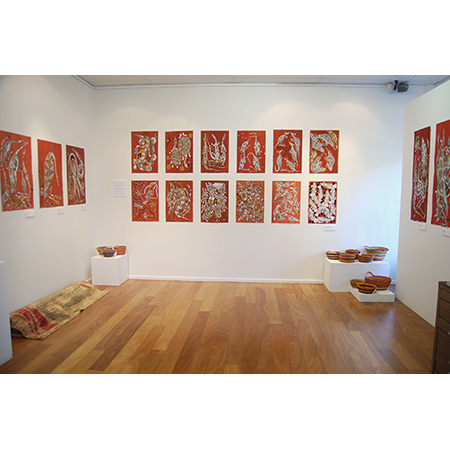 The Kunwinjku exhibition