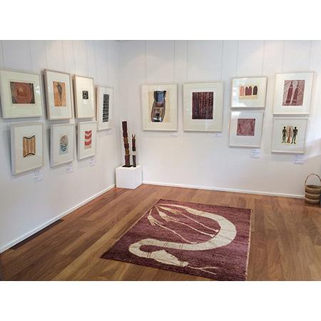 In the Frame, Nomad Art Gallery December 2016
