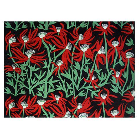 Deborah Wurrkidj, Manwak screen print on cotton.