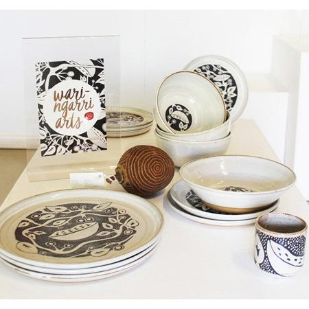Gloria Mengil, ceramics collection