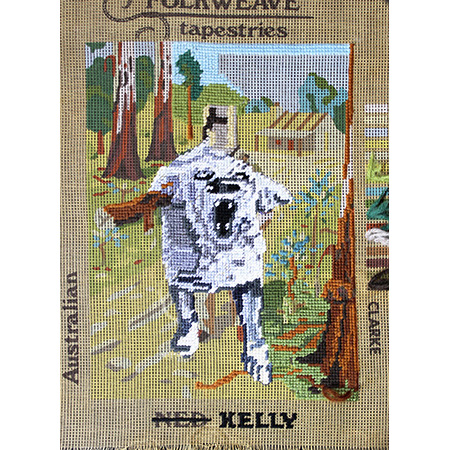 Kelly, tapestry by Winsome Jobling
