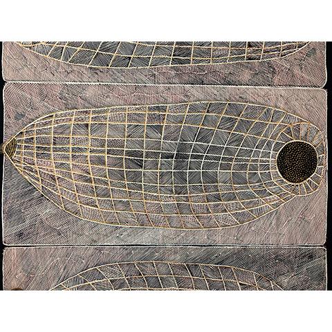 Susan Marawarr, Mandjabu - fish trap