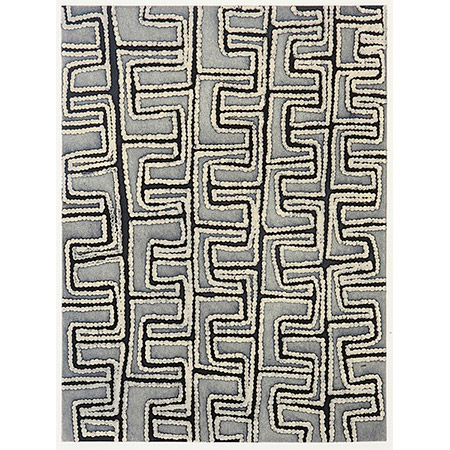 Untitled, etching by Ray James Tjangala